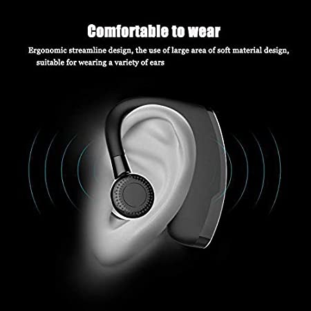 Amazon.com: FidgetFidget Universal Wireless Bluetooth Headset Stereo Headphone Earphone Sport Handfree: Electronics