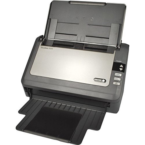 Xerox DocuMate 3120 Duplex Color Scanner for PC and Mac by Xerox Visioneer - Scanners (Image #1)