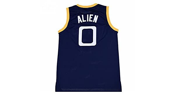 Amazon.com  Monstars  0 Basketball Jersey Space Jam Movie Alien Uniform  Costume Monsters  Clothing 3601d35b0