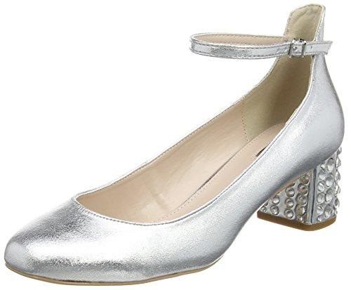 Guess Tacco Argento silver Carvela Scarpe Donna Con 7dTBqczvq