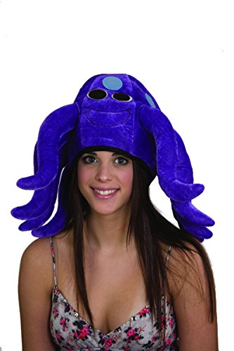 J22752 Octopus Hat (Octopus Costume For Adults)