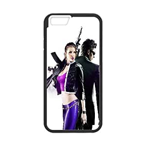 Saints Row Game iPhone 6 Plus 5.5 Inch Cell Phone Case Black present pp001_9625681