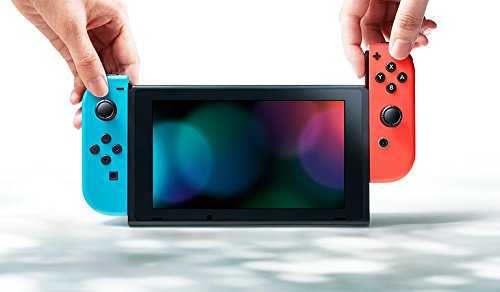 Nintendo Switch with Joy-Con Pick You Own System Bundle Options: Edition, Color, Games, Extra Controller, Case
