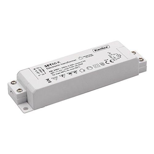 /60/W Transformador hal/ógeno Transformador Electr/ónico 20/