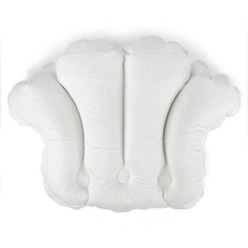 Urban Spa Microfiber Bath Pillow for Ultimate Relaxation - P