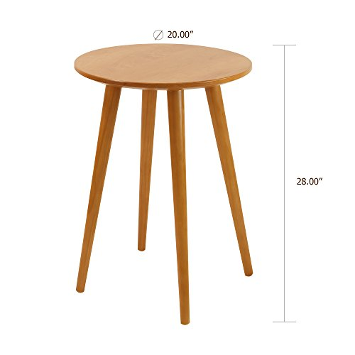 American Trails Mesa High Table with Solid Cherry Wood Top by American Trails (Image #4)