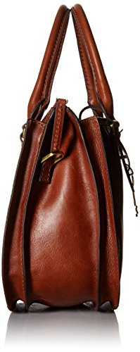 Fossil Women's Ryder Leather Satchel Purse Handbag 3