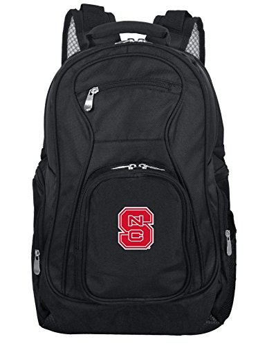 - NCAA North Carolina State Wolfpack Voyager Laptop Backpack, 19-inches