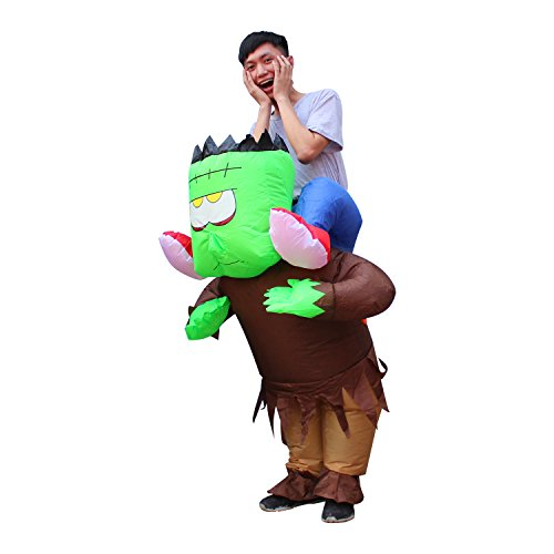 BestParty Fancy Adult Inflatable Clothing Halloween Costume -