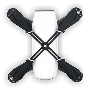 RCstyle Prop Lock Propeller Fixer Blades Holder Mount For DJI Spark-Black