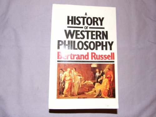 A History of Western Philosophy (Counterpoint Edition)