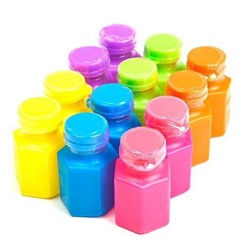 US Toy Neon Party Bubbles -