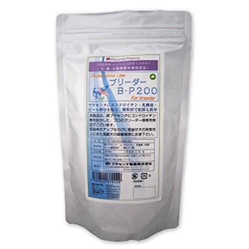 プラセンタ製薬 プラセンタ ブリーダーBP200 200g (顆粒) B01N4U34MU