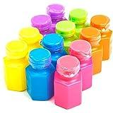US Toy Neon Party Bubbles