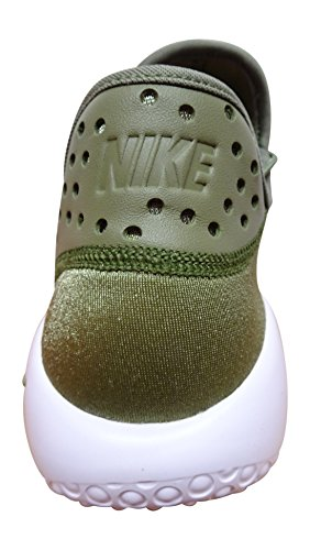 nike FL-Rue Mens Running Trainers 880994 Sneakers shoes (8.5, palm green white 300)