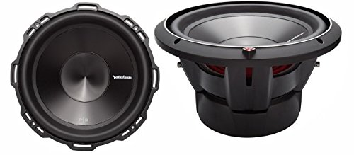 "2) ROCKFORD FOSGATE P3D4-15 15"" 2400 Watt 4-Ohm Car Audio Subwoofer Sub P3D415"