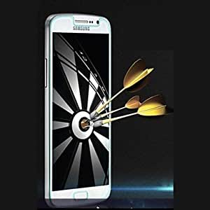 Samsung Galaxy A3 compatible High Definition/Scratch Proof/High Transparency/Explosion Proof Tempered Glass Screen Protector