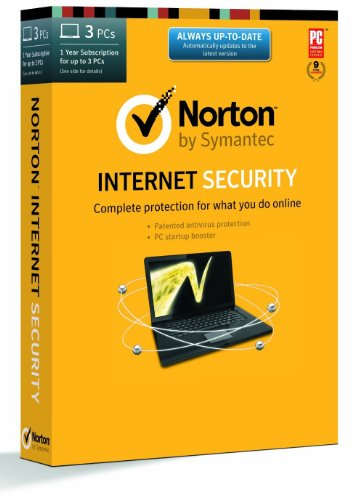 Norton Internet Security 2014 Activation Key - 1 Year / 3 Licenses