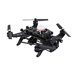 Walkera Runner 250 Basic 3 Version RTF RC Quadcopter with OSD/DEVO 7 Transmitter/800TVL HD Camera by Rockyoo