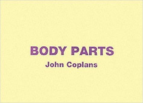 Book Body Parts