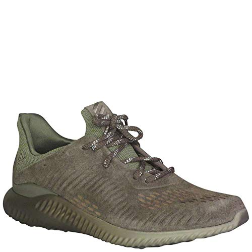 (adidas Men's Alphabounce Lea Running Shoes Branch/Trace Cargo/Black 11.5 D(M) US)