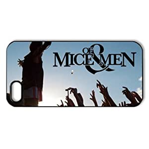CTSLR Music & Band Series Protective Snap-on Hard Back Case Cover for iPhone 5 - 1 Pack - Band Of Mice & Men, Austin Carlile - 22