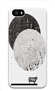 Tonari no Totoro 3D Hard Plastic Case for iphone 5/5s (8Art Painting) -71914 by icecream design