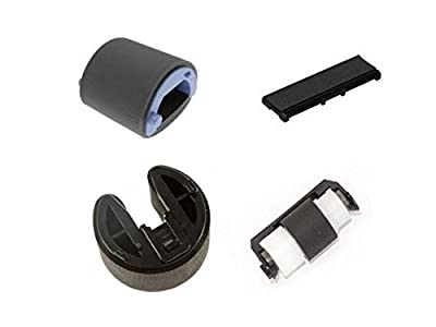 Corpco-CP2025RK CP2025 Full roller kit - RM1-4426 c, RM1-4425 c, RL1-1802 c, RL1-1785 c for HP CP2025, CP1215, 1525, 1518, CM2320 by FeedRollerKits