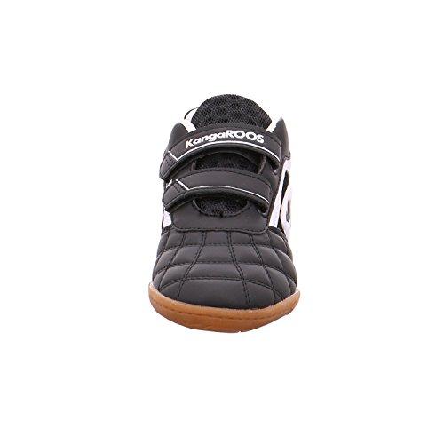 Kangaroos - Zapatillas para niño negro Jet black/white