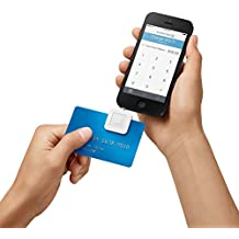 Square Credit Card Reader for iPhone, iPad and Android