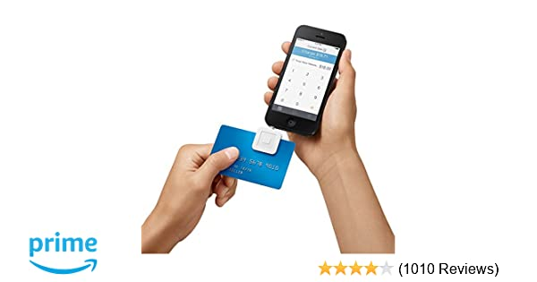 Amazon square credit card reader for iphone ipad and android amazon square credit card reader for iphone ipad and android cell phones accessories reheart Choice Image