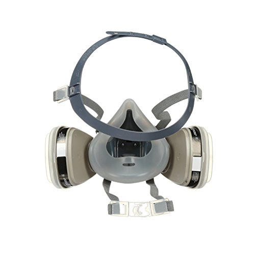 3M 7511PA1-A-PS Professional HalfMask Organic Vapor, N95 Respirator Assembly, Small by 3M Safety (Image #3)