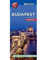 Michelin Budapest City Map