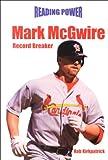 Mark McGwire, Rob Kirkpatrick, 0823955354