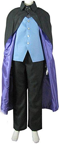 Relaxcos Naruto Uchiha Sasuke Outfits Cosplay Costume-made