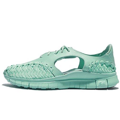 Nike Wmns Inneva Qs Tissé / Cuir Chaussures De Sport Pour Femmes 813069-330
