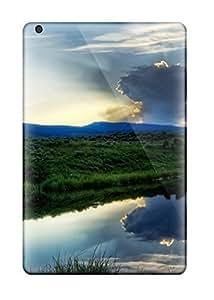 New Style CharlesRaymondBaylor Hard Case Cover For Ipad Mini/mini 2- Earth Landscape