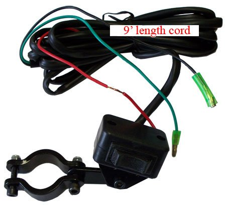 atv winch handlebar switch three wire diagram 45 wiring Need a Picture of a 110 ATV Wiring Diagram ATV CDI Wiring Diagrams
