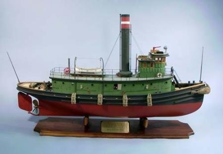 Dumas 1/32 Brooklyn Tugboat