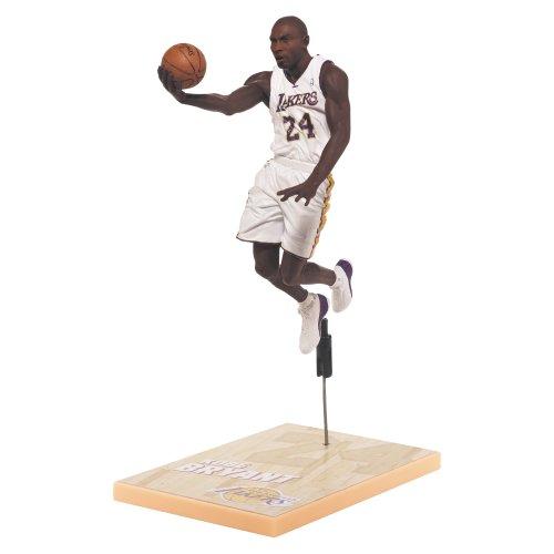 Price comparison product image McFarlane Toys NBA Series 24 Kobe Bryant Action Figure