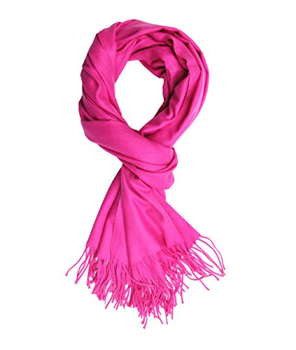 Hot Pink Cashmere - 3