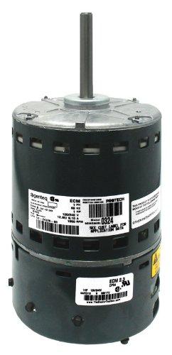Ruud 51-24376-03 ECM Blower Motor 1 HP Variable Speed for Gas Furnace Series RGJ, N/A