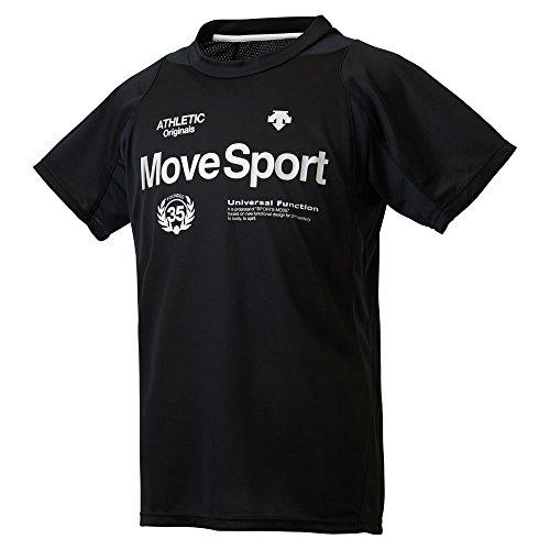 [デサント] トレーニング クールトランスファー 半袖シャツ MOVE SPORT DMMLJA54