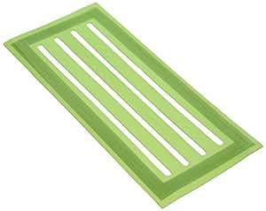 Trademark Home 4-Piece Glow in the Dark Non-Slip Mat