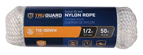642231 Nylon TG 1//2x50 BRD NYL Rope The MIBRO Group