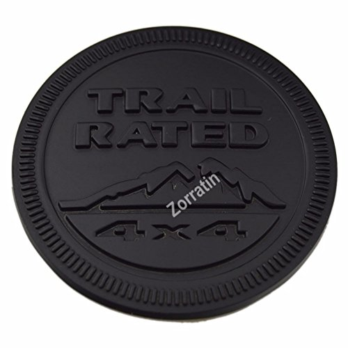 trail rated emblem jeep - 3