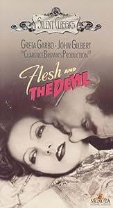 Flesh & the Devil [VHS]