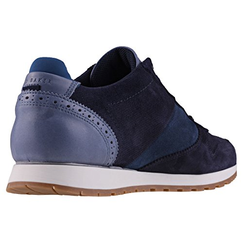 Ted Baker Shindl S - Blue/Multi Leather/Suede