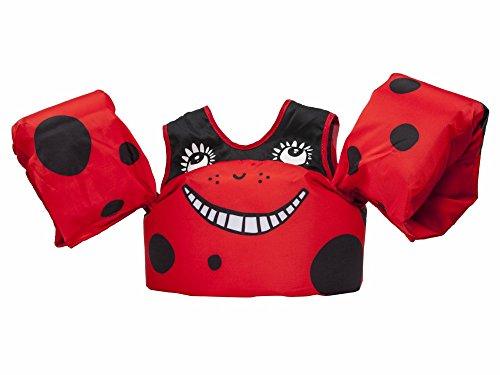 Ladybug Swim Life Jacket - Wetsuits Swimming Cheap