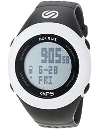Unisex SG100004 GPS Fit 1.0 Black/White Watch